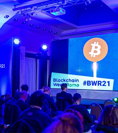 Blockchain week 2019